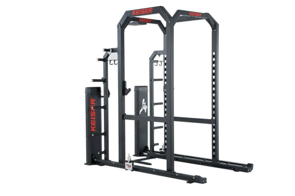 Power Rack With Air