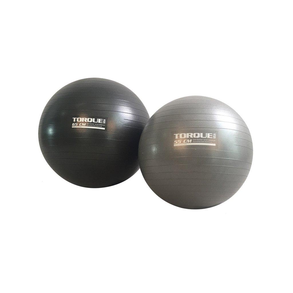STABILITY BALL, 55 CM TORQUE PRO- SILVER