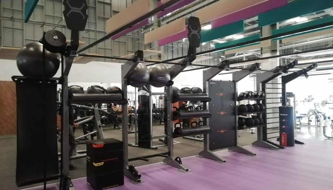 ANYTIME FITNESS MIXCOAC