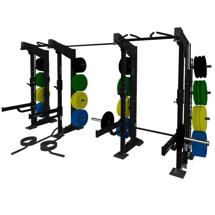 2-Module 14 Ft (4.3 M) Functional Wall - X1 Package