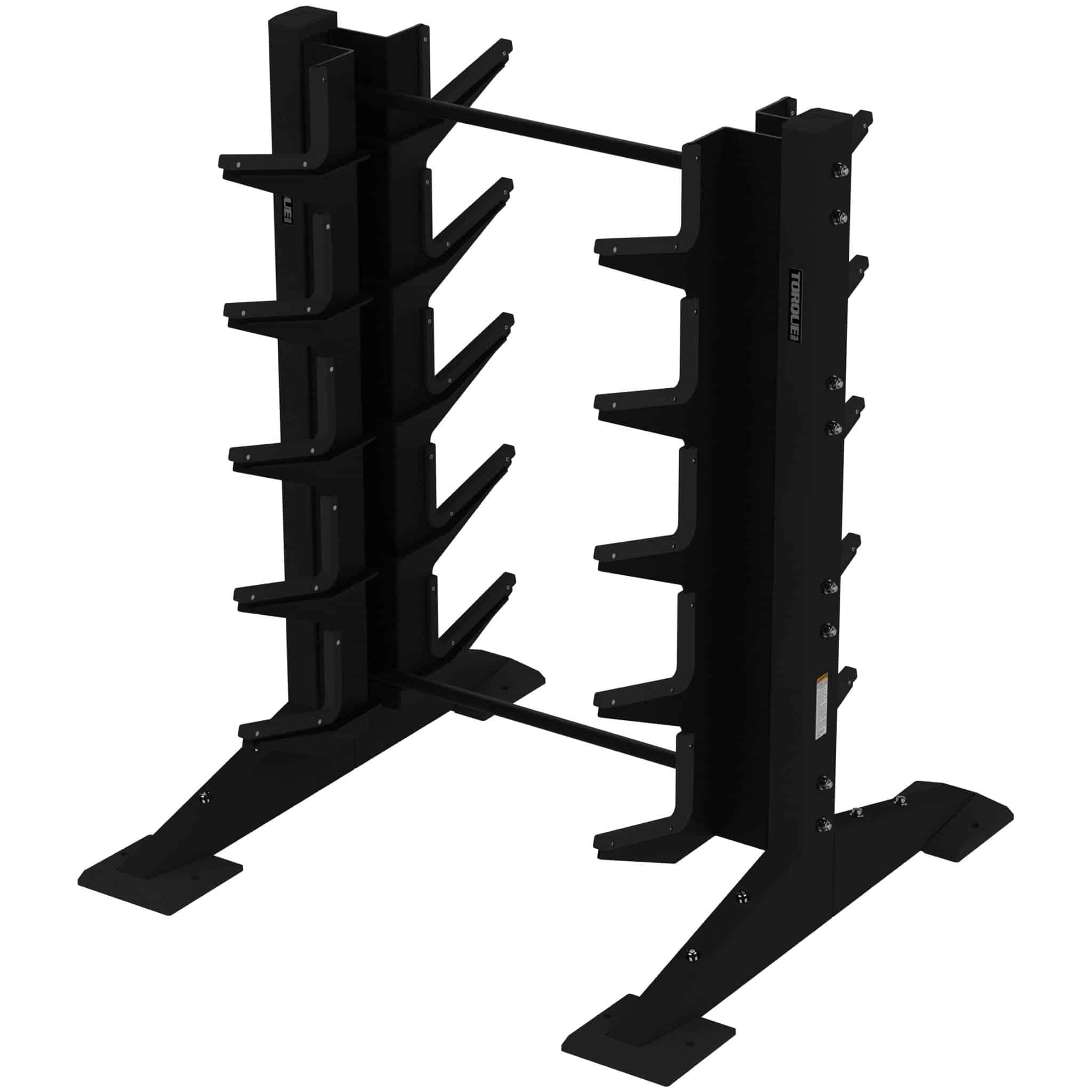 2-Sided Center 20 Barbell Rack