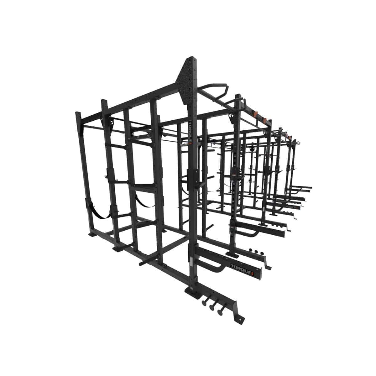 24 X 10 Foot Siege Storage Combination Rack - X1 Package